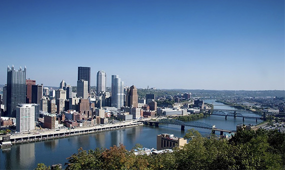 Pittsburgh location