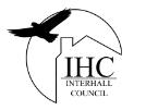 Interhall Council Logo
