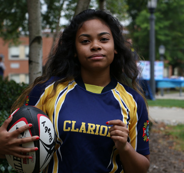 Womens Rugby Student